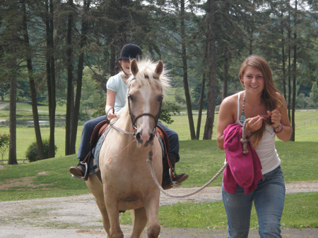 CloverBrook Horseback Riding
